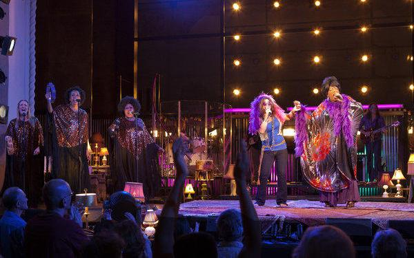 Capturing Janis Joplin's intensity onstage takes teamwork -- and strong tea