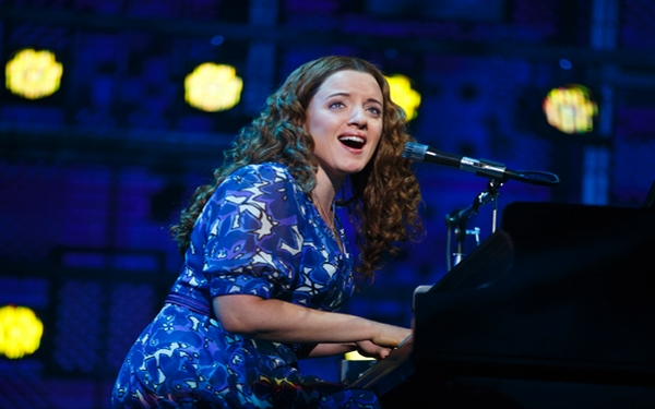 Beautiful - The Carole King Musical at the Hollywood Pantages Theatre