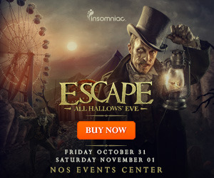 Escape: All Hallows' Eve