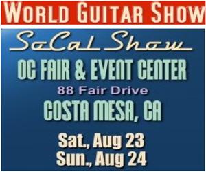 Los Angeles World Guitar Show