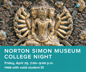 Norton Simon College Night 2014
