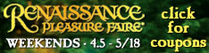 Renaissance Pleasure Faire 2014