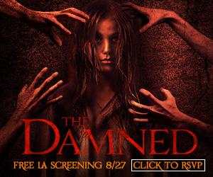 The Damned Screening