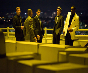 Takers (Screen Gems)