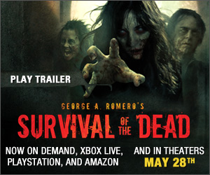 Survival Of The Dead (Magnet Releasing)