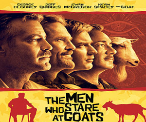 The Men Who Stare at Goats (Overture Films)