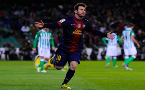Lionel Messi: 86 Goals in 2012 - NEW RECORD