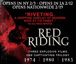 The Red Riding Trilogy (IFC Films)