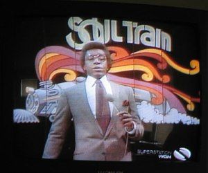 The late great Don Cornelius in happier times.