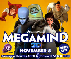 Megamind (Paramount Pictures)