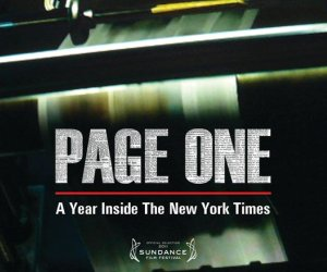 Page One: Inside the New York Times (Magnolia Pictures)