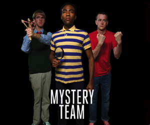 Mystery Team (Roadside Attractions)