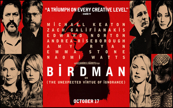 Birdman (Fox Searchlight Pictures)
