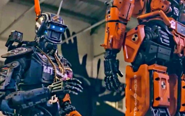 Chappie (Columbia Pictures)