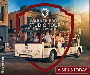 WB Studio Tour