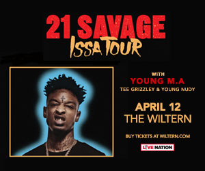 21 Savage Issa Tour