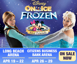 Disney on Ice - April 2018