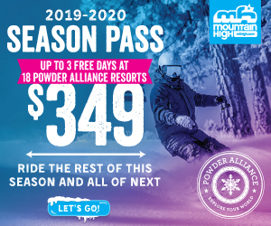 Mt. High Season Pass