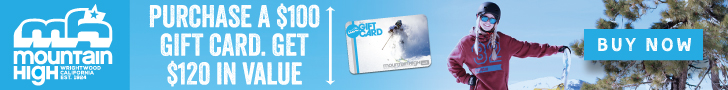Mt. High - Gift Card