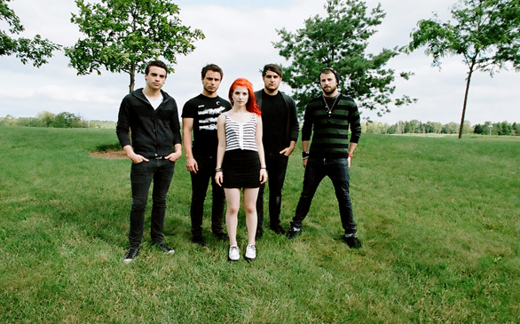 Paramore's Family Feud