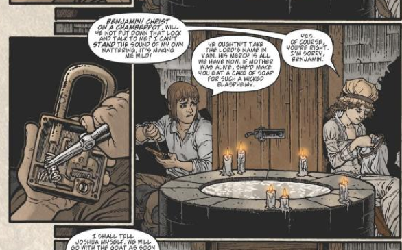 <i>Locke and Key</i> Volume 5