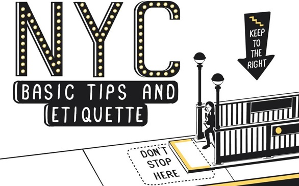 <i>NYC Basic Tips and Etiquette</i>