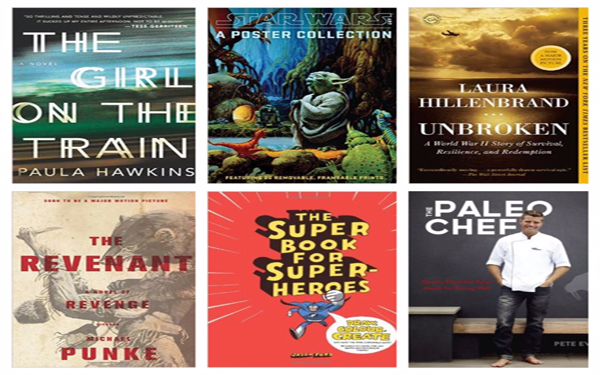 New Year's Booklist: Find Your Genre Or Try Something New