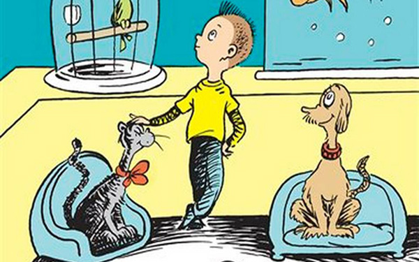 New Dr. Seuss book 'What Pet Should I Get?' coming this summer