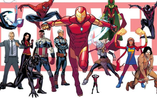 Marvel Comics shaking up its superhero roster to attract new readers