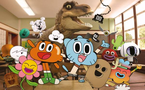 Cartoon Network's 'Amazing World of Gumball' to become a graphic novel