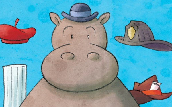 Meet the hat master 'Hippopotamister'