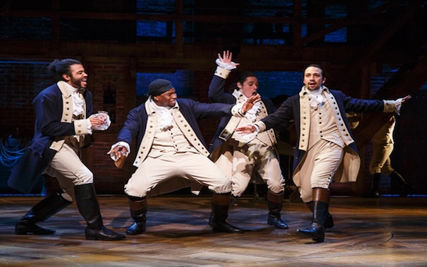Crazy for 'Hamilton'? Here's 4 books you should be reading!