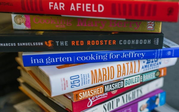 Holiday cookbook gift guide for grazers and gazers