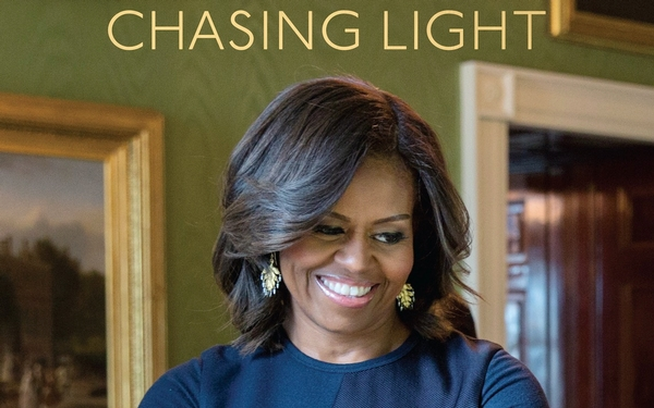 'Chasing Light': Amanda Lucidon's visual diary of Michelle Obama's White House years