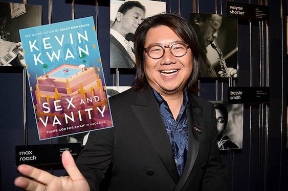 Crazy Rich Asians' author Kevin Kwan talks about his newest novel and the sequel to his hit movie