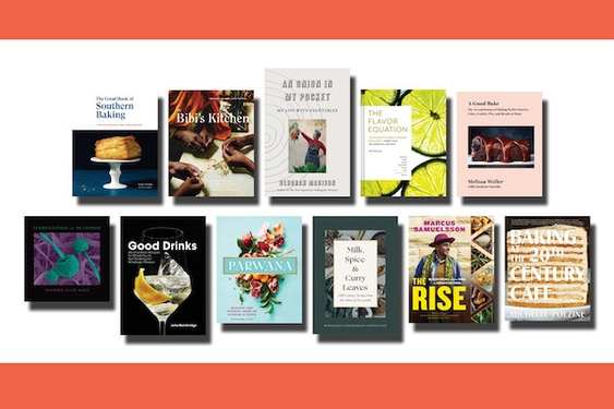 The 11 best new food books to add to your collection