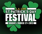 St. Patrick's Day Festival at L.A. LIVE