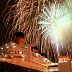 NYE Aboard the Queen Mary