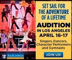 Royal Caribbean Productions Auditions