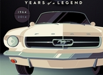 Mustangs Forever: 50 Years of a Legend