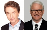 Martin Short in Conversation with Steve Martin