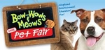 Bow-Wows and Meows Pet Fair