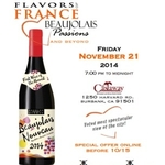 Flavors of France: Beaujolais Passions
