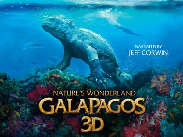 Galapagos 3D: Nature's Wonderland