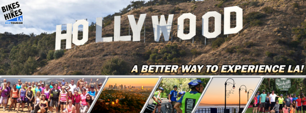 Bikes and Hikes Los Angeles Tours