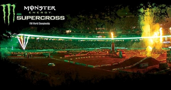 Monster Energy® AMA Supercross