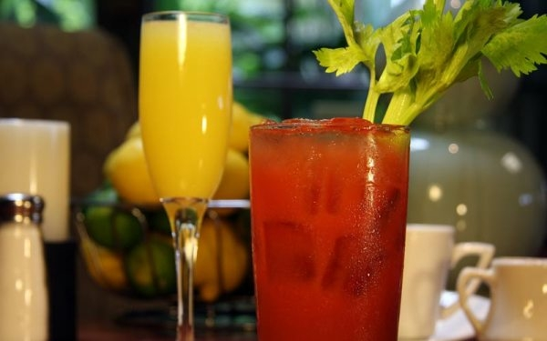 Daily Bottomless Mimosas & Bloody Marys