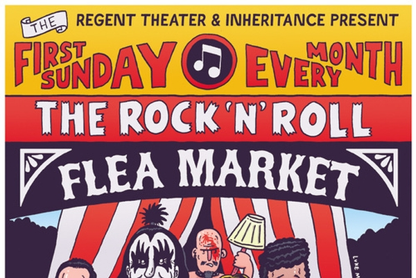 The Rock 'N' Roll Flea Market