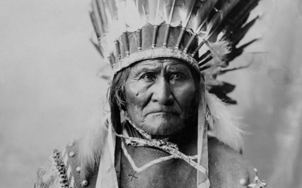 Geronimo, Life On The Reservation