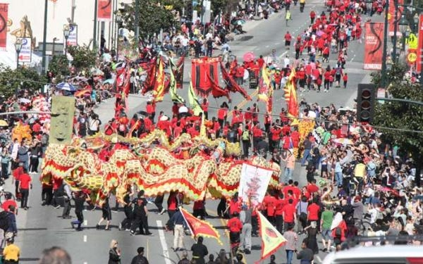 Golden Dragon Parade & Festival